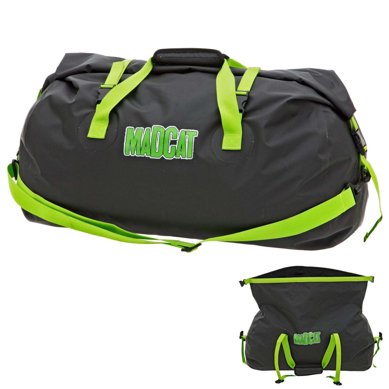 DAM MADCAT® Waterproof Bag DLX 60L Wasserdichte Tasche im Reisetaschenformat