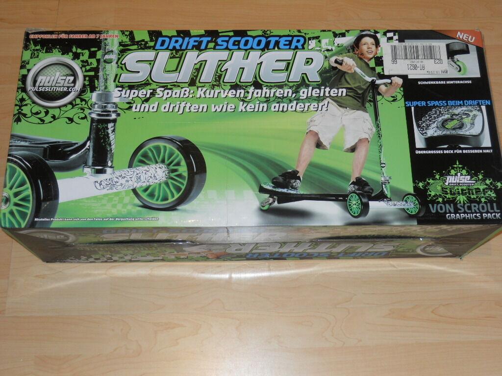 PULSE Drift Scooter Slither SUPER NEU SUPER Slither SPASS 4b0636