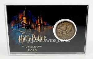 Universal Hollywood Wizarding World of Harry Potter Opening Day 39mm Bronze Coin