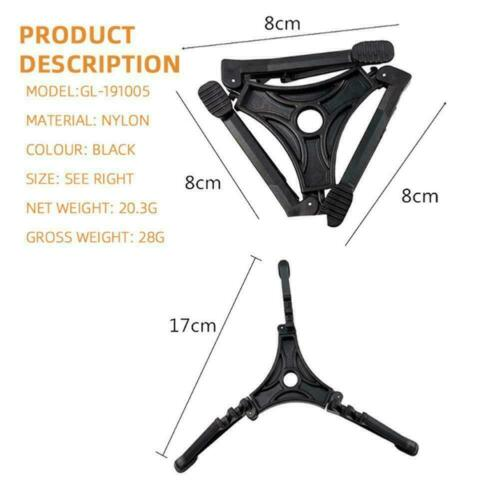 Foldable Outdoor Camping Gas Tank Stove Cartridge Canister Stand SALE N7A7