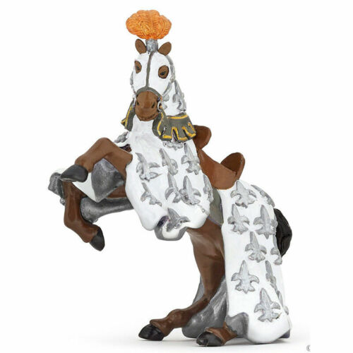 39792 Papo CAVALLO BIANCO PRINCE PHILIP-Cavallo Figura