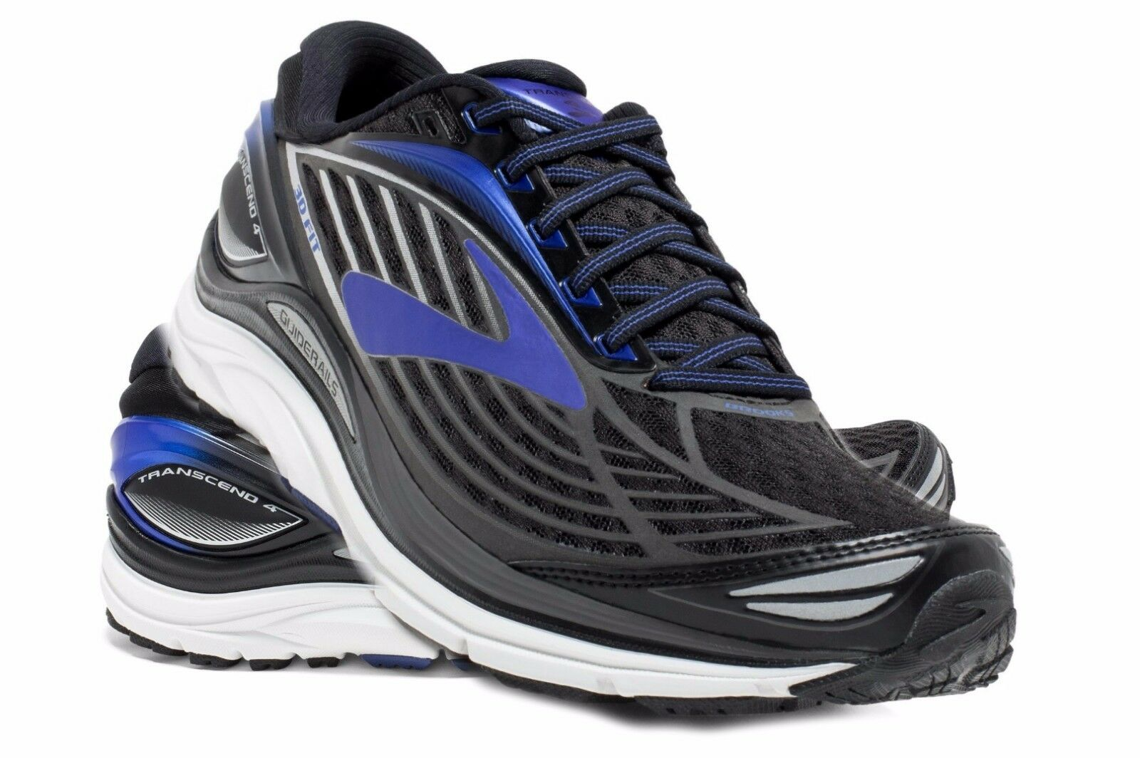 Brooks Transcend 4 Uomo Running Shoes (D) (002) + Free Free Free Aus Delivery 66af54