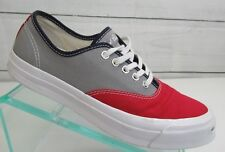 38fd3504503646 item 5 Men s Converse Jack Purcell Signature Ox Low Top Red Grey Shoes Size  7.5 - A3815 -Men s Converse Jack Purcell Signature Ox Low Top Red Grey Shoes  ...