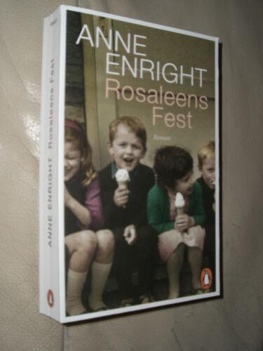 1 von 1 - Anne Enright: Rosaleens Fest