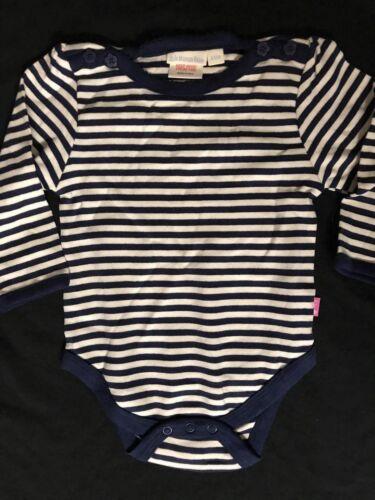 girls long sleeve white and blue jojo Bodyvest//polo shirt