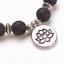 miniature 135 - Crystal Gemstone Bead Bracelet Chakra Natural Stone Reiki Healing Anxiety Stress