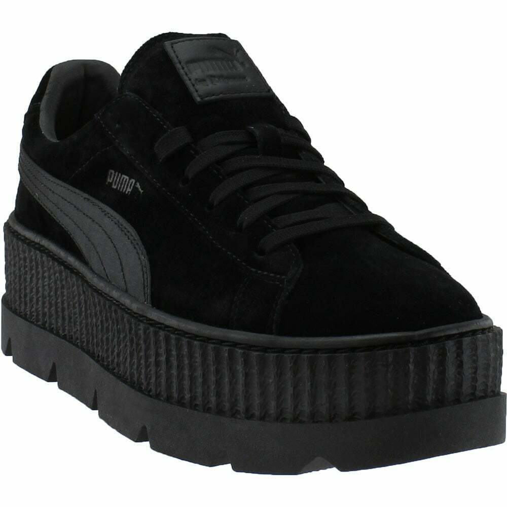 best selling differently price reduced Puma Fenty by Rihanna Suede Cleated Creeper Sneakers Casual ...
