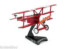 Postage Stamp PS5349-3 Fokker DR-1 Red Baron Triplane Diecast 1:63 Scale New