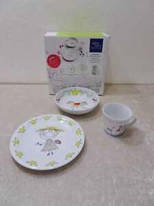 Kahla-Porzellan-Design-Kinderset-034-Maerchenprinzessin-034-mit-OVP