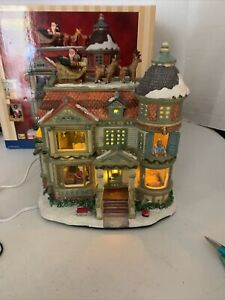 Lemax Village Collection Lighted Building 'Twas The Night Before