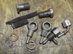 Horex-Regina-0-Motor-engine-parts-350-eisen-iron-spitz-carburetor-vergaser