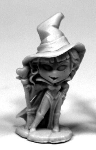 1 x BONESYLVANIANS ESME BONES REAPER figurine miniature witch chibi 77610