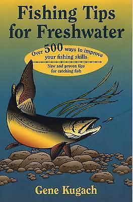Fishing Tips for Freshwater (Paperback)