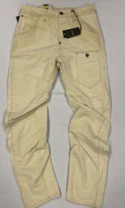 G-STAR-Alcatraz-3D-loose-tapered-Jeans-Cachi-da-Uomo-Taglia-UK-W30-L32-REF161