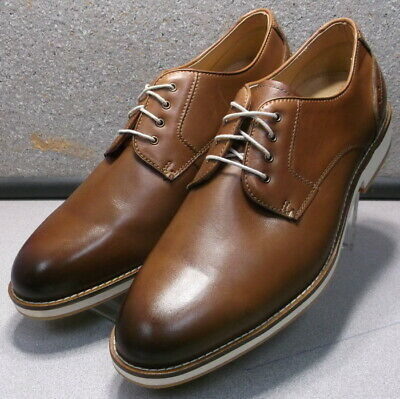 Details about  /208663 PF50 Men/'s Shoes Size 12 M Brown Leather Lace Up Johnston /& Murphy