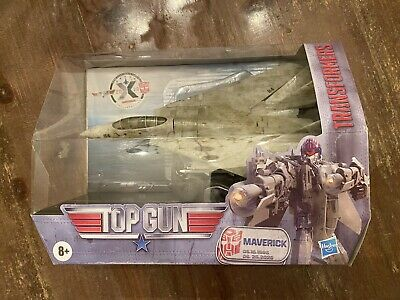 Transformers Generations Top Gun Mash-Up Maverick Robot Hasbro Pulse Exclusive!!