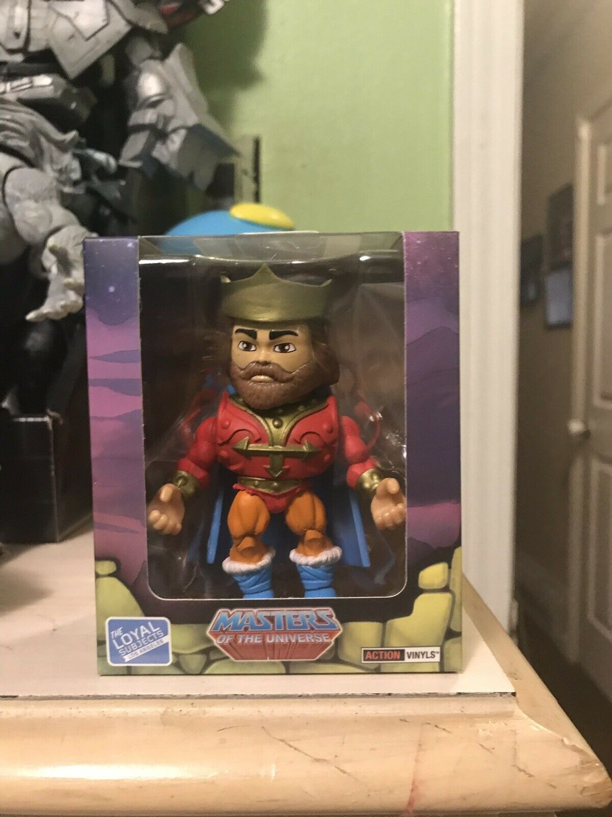The loyal subjects masters of the universe King Randor 1 96
