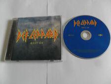 DEF LEPPARD - Best (CD 2004)