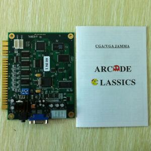 Classic-60-In-1-CGA-VGA-Output-Vertical-Multi-Arcade-Game-JAMMA-Board