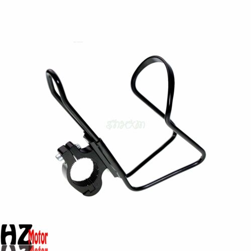 Motorcycle Black Drink Bottle Holder Fit Honda Gold Wing GL 1100 1200 1500 1800