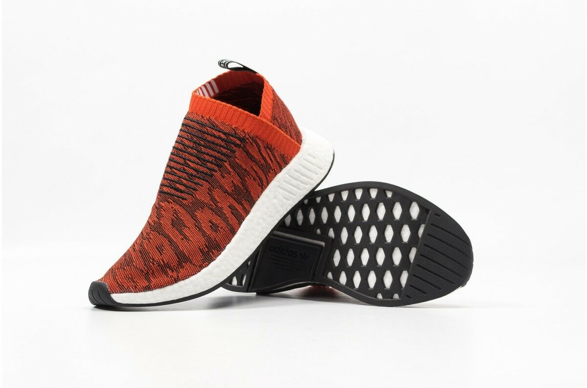 Adidas NMD City Sock CS2 Future Glitch Tiger Red BY9406 5-13 boost nomad ultra 1