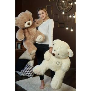 Teddy-Bear-I-Love-You-100-CM-Large-XL-Stuffed-Bear-Stuffed-Toy-Soft-Gift-Idea