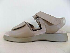 Drew Tan Comfort Sandals 17732-72 Women