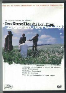 DVD DES NOUVELLES DU BON DIEU DIDIER LE PECHEUR CINEMA INDEPENDANT