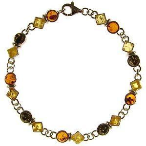 Bracciale-donna-in-ambra-naturale-baltica-e-argento-925-20cm