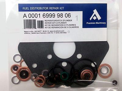 0438100054 Mengenteiler MERCEDES-BENZ 280 Reparatursatz K-Jetronic Aluminium