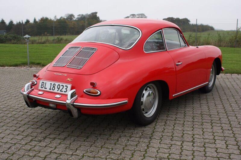 Porsche 356 SC Coupé - 7