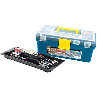 """Unito Performance Tool W54012 12.5"""" Plastic Tool Box"""