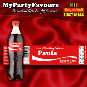 Personalised-Wedding-Cola-Bottle-Labels-Wedding-Favours-Place-Settings
