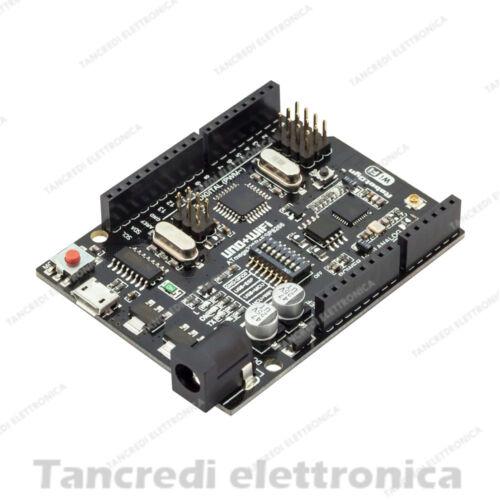 Uno R3 ATmega328P WiFi ESP8266 USB-TTL Arduino NodeMCU WeMOS 32Mb memoria