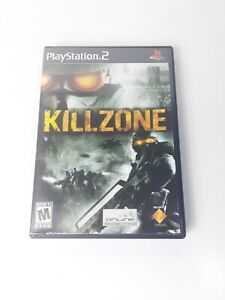 Killzone-Sony-PlayStation-2-2004-Ps2-tested-working-complete