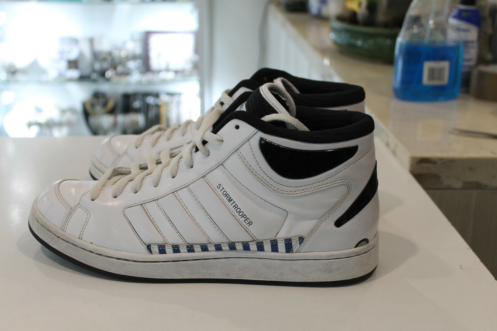 newest 09c11 095ff ...  Pre-owned  Adidas Adidas Adidas Stormtrooper size 10UK    ...