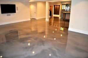 Metallic epoxy resin flooring kitblack and white ebay image is loading metallic epoxy resin flooring kit black and white solutioingenieria Image collections