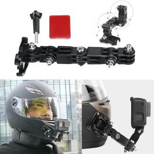 Adhesive-Full-Face-Helmet-Front-Chin-Mount-for-Gopro-Hero-6-5-4-3-Action-Camera