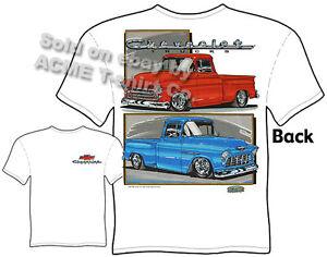 Chevy Shirt Chevrolet Clothing Pickup Truck Tee Shirts