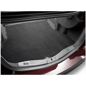 Image Is Loading 13 16 Ford Fusion Hybrid Black Carpet Trunk