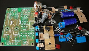 NE5532-50-150Hz-ADJUSTABLE-SUBWOOFER-ELECTRONIC-LOW-PASS-FILTER-CROSSOVER-KIT