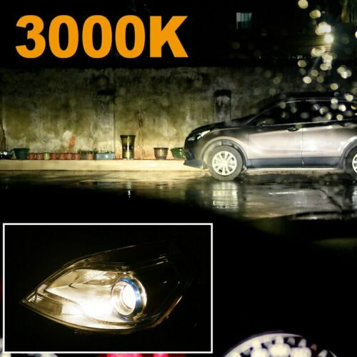 Hlxg H4 LED H7 H11 H8 HB4 H1 H3 9005 HB3 Auto S2 Coche Headlight Bulbs 72W 8000LM