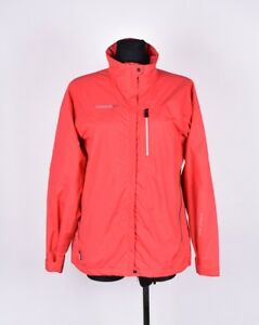 Details about Didriksons Storm System Women Waterproof Jacket Size 42, Genuine