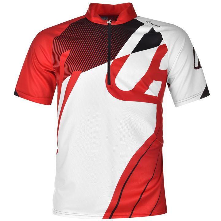 Löffler Half Zip Cycling Jersey  Herren   SIZE S REF C3528
