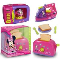 DISNEY MINNIE MOUSE PINK GIRLS KITCHEN COOKING ROLE PLAY PRETEND TOY GAME SET