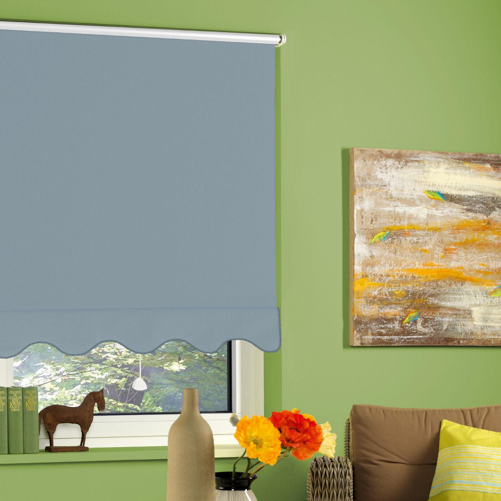 Verdunklungsrollo Verdunklungsrollo Verdunklungsrollo Tageslichtrollo Fenster Vorhang Rollo Volantrollo Springrollo  | eine große Vielfalt  1e613e