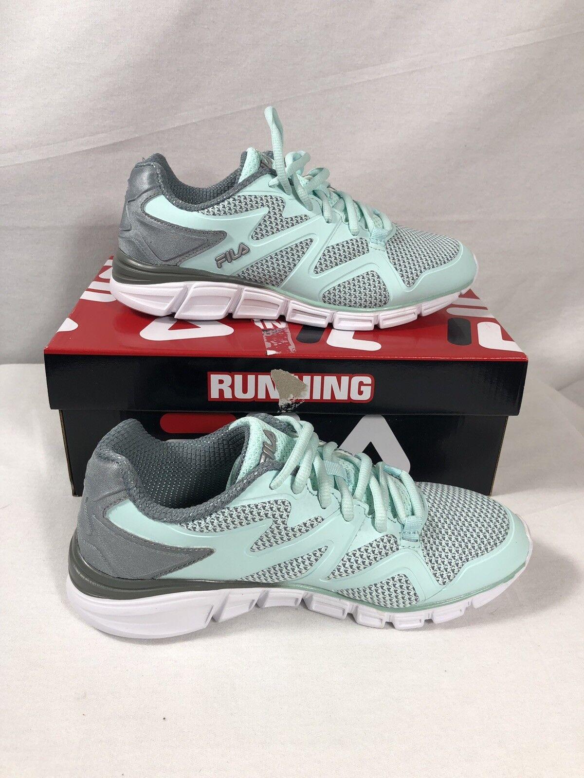 Fila Nib Turquoise Womens Tennis shoes Cryptonic II Size 6