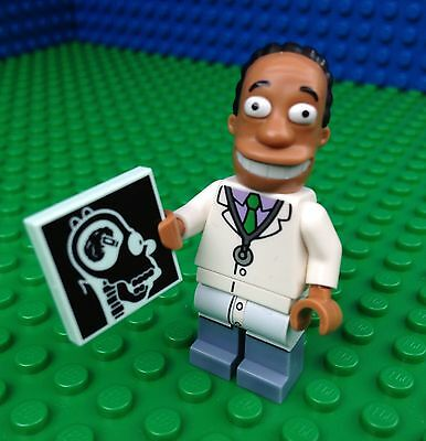 Hibbert aus The Simpsons Serie 2 71009 LEGO® Minifigures Dr NEU !