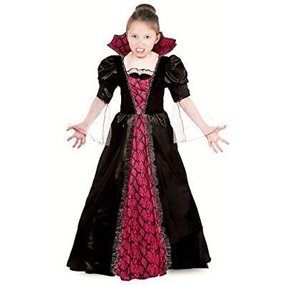 Vampir Kostüm Kinder Vampirkleid Kinder Halloween - Vampir Kostüm Mädchen 098120