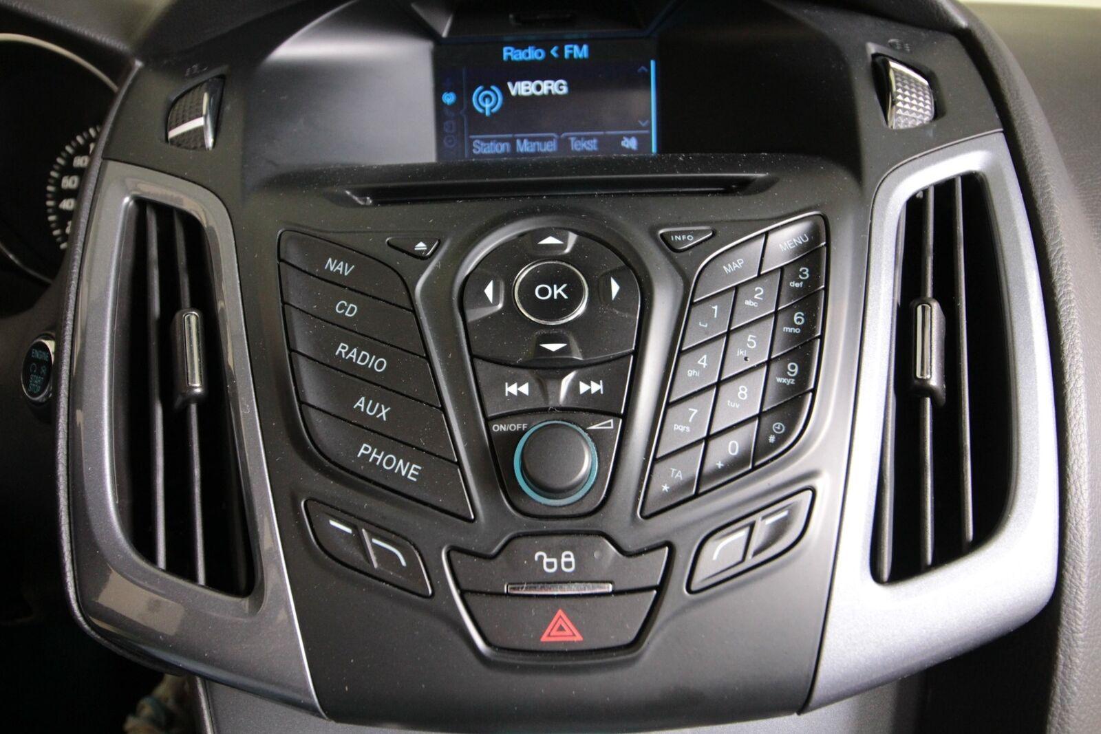 Ford Focus TDCi 140 Titanium stc. aut.